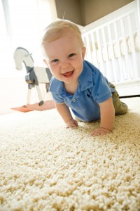 Why Carpet Is the Best Choice for Your Newborn Baby