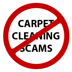 Avoid Carpet Cleaning Scams with These Tips
